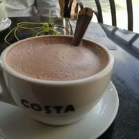 Photo taken at Costa Coffee by Bakasura B. on 1/26/2014