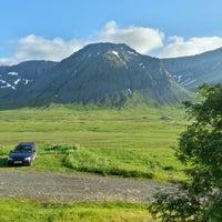 Photo taken at HI Iceland Korpudalur hostel by Alexey D. on 7/14/2014