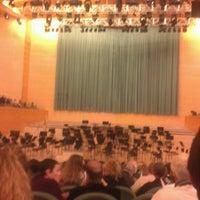 Photo taken at L'Auditori by Pau B. on 4/6/2013