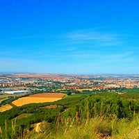 Photo taken at Cerro del Viso by Julian B. on 6/2/2014