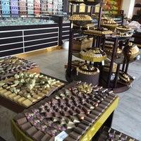 Photo taken at Juhaina Chocola by Amani R. on 7/21/2014