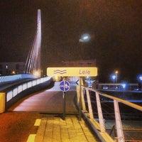 Photo taken at Noordbrug by Jens G. on 10/18/2013
