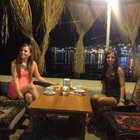 Photo taken at Marin Cafe by Zeynep on 8/10/2013