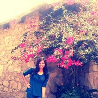 Photo taken at Parroquia Santa Rosa de Quives by Julissa-Aracelly on 12/8/2013