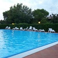 Photo taken at Piscina Residence La Piazzetta by Sarha M. on 9/6/2013