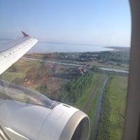 Photo taken at Samsun Çarşamba Airport (SZF) by Koza Bahce on 7/25/2013