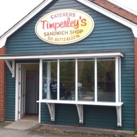 Photo taken at Timperleys Sandwich Shop by Colin M. on 6/29/2013
