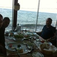 5/19/2013 tarihinde Samet A.ziyaretçi tarafından Hasanaki Balık Restaurant'de çekilen fotoğraf