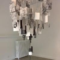 Photo taken at Galerie Binôme by celia a. on 7/1/2014