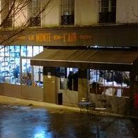 Foto tirada no(a) Le Monte en l'Air por celia a. em 1/23/2014