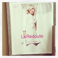 Photo taken at La Redoute by Delphine R. on 9/11/2013
