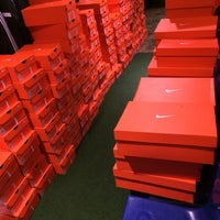 Photo taken at Upper 90 Soccer Store by Toni S. on 3/28/2014