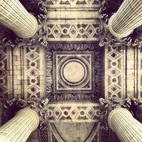 Photo taken at Panthéon by Johan W. on 10/7/2012