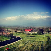 Photo taken at Chateau Schuchmann Wines by Johan W. on 4/27/2013