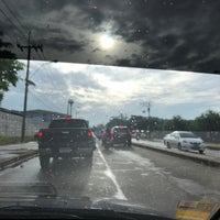Photo taken at Lam Kralok Intersection by Pola S. on 6/14/2017