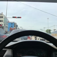 Photo taken at Lam Kralok Intersection by Pola S. on 6/19/2017