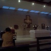 Photo taken at Iglesia Santa Ana de Chia by Luis A. on 3/25/2013