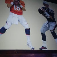 Photo taken at The End Zone Sporting Lounge by King on 1/22/2014