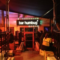 Photo taken at Bar Humbug by Steve G. on 2/9/2013