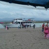 Photo taken at manavatin denizle bulustugu yer by Hsyin S. on 3/5/2014