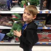 "Photo taken at Toys""R""Us by Troy B. on 3/16/2014"