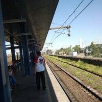 Photo taken at Trensurb - Estação Niterói by Ueiler D. on 4/6/2013