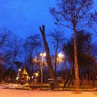 Photo taken at Millet Parkı by Serkan Y. on 3/25/2013
