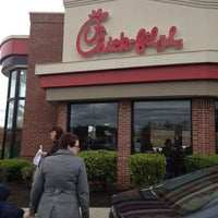 Photo taken at Chick-fil-A by Chasmo S. on 11/3/2012