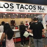 8/18/2018에 Hian H.님이 Los Tacos No. 1에서 찍은 사진