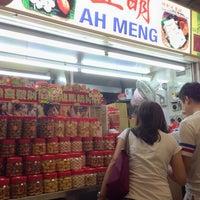 Photo taken at Ah Meng by Hian H. on 1/18/2014