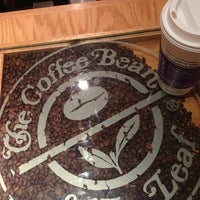 Photo taken at The Coffee Bean and Tea Leaf by Kate R. on 1/10/2013