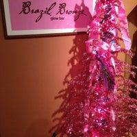 Photo taken at Brazil Bronze Glow Bar by Kate R. on 12/13/2012