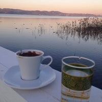 Photo taken at İskele Restaurant by İlknur Karalı K. on 10/20/2013