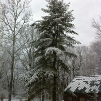 Photo taken at Ashokan Center by Inky G. on 2/16/2013
