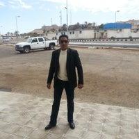 Photo taken at Ras Shukair - Petrolum Air Services Camp by Hamada H. on 3/18/2013