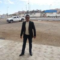 Photo taken at Ras Shukair - Petrolum Air Services Camp by Hamada H. on 3/30/2013