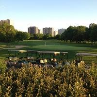 Photo taken at Sydney R. Marovitz Golf Course by Jonathan L. on 6/14/2013