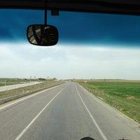 Photo taken at Afyon - Konya Yolu by Alpaslan Y. on 4/7/2013