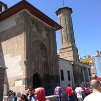Photo taken at Ince Minaret Museum by Alpaslan Y. on 5/25/2013