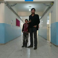Photo taken at Vatan İlköğretim Okulu by Hasan G. on 3/30/2016
