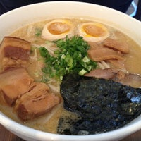 Photo taken at Ren's Ramen by Uhlan B. on 5/9/2013