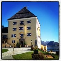 Das Foto wurde bei Schloss Fuschl Resort & Spa, Fuschlsee-Salzburg von Andreas R. am 11/15/2012 aufgenommen