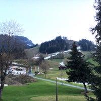 Das Foto wurde bei Rasmushof Hotel Kitzbühel von Andreas R. am 4/11/2016 aufgenommen