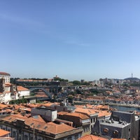 Photo taken at Miradouro da Vitoria by Andreas R. on 6/12/2017