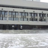 Photo taken at Свердловский государственный областной дворец народного творчества / ДК Уралмаш by Svetlana K. on 3/21/2013