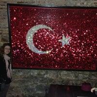 4/23/2013 tarihinde Yasemin D.ziyaretçi tarafından Şükrü Paşa Anıtı'de çekilen fotoğraf