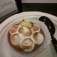 Photo taken at L'opera Patisserie by Srishti B. on 3/10/2013