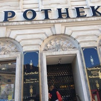 Photo taken at Apotheke Schotten by Joseph and Leo on 6/7/2014