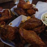 Photo taken at Buffalo Wild Wings by Chanokruedee S. on 10/3/2012