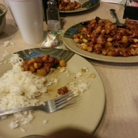 Photo taken at California Wok by Valentino V. on 11/8/2013